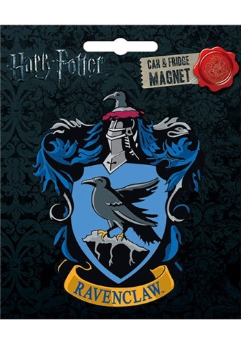 Harry Potter Ravenclaw Car Magnet