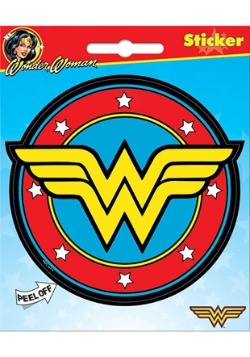 DC Wonder Woman Sticker
