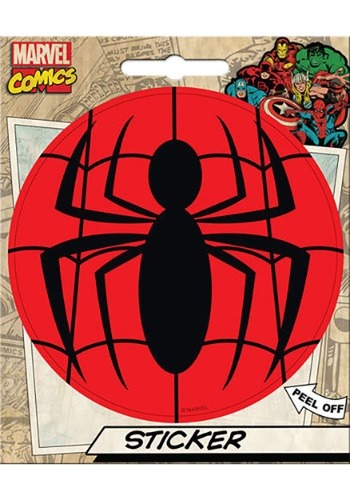 Click Here to buy Marvel Spider-Man Sticker from HalloweenCostumes, CDN Funds