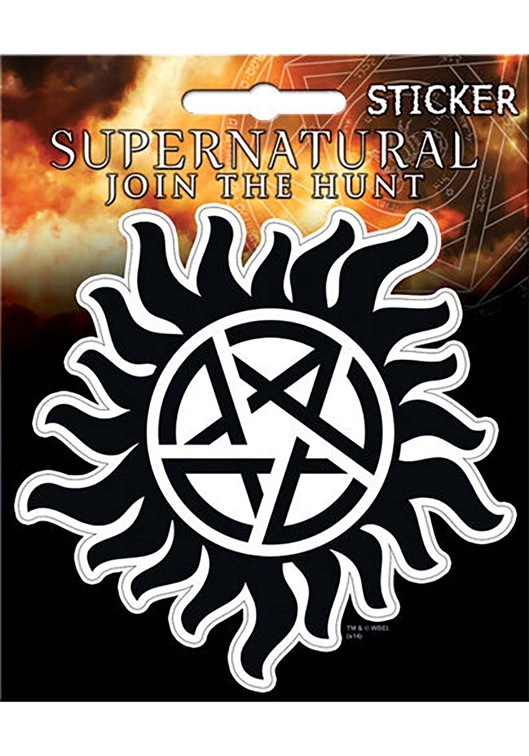 Supernatural_Sticker