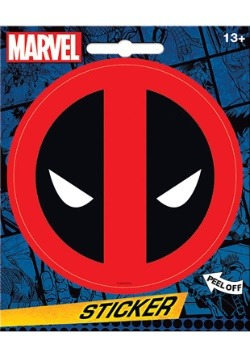 Marvel Deadpool Sticker