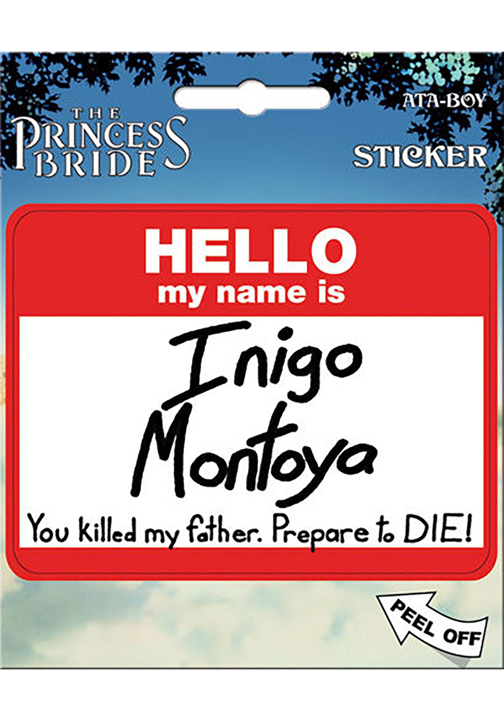 The_Princess_Bride_Hello_My_Name_is_Inigo_Sticker