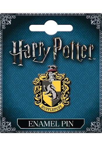 Harry Potter Hufflepuff House Pin