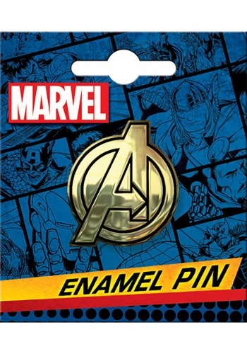 Click Here to buy Marvel Avengers Pin from HalloweenCostumes, USA Funds & Shipping