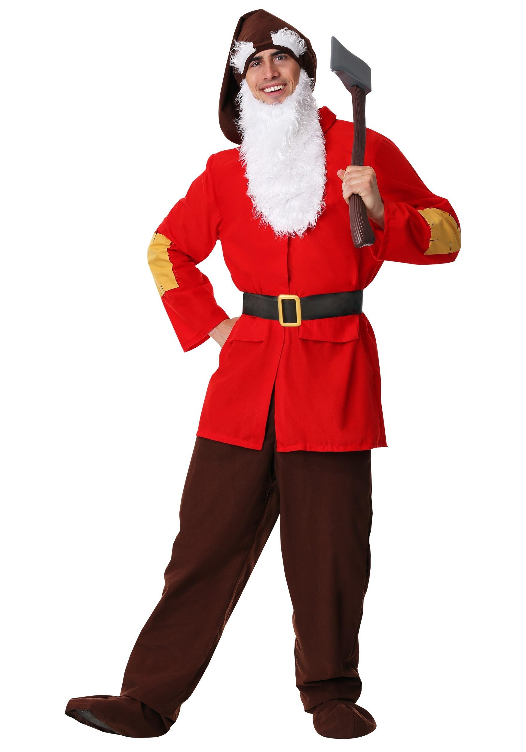 Adult Dwarf Costume
