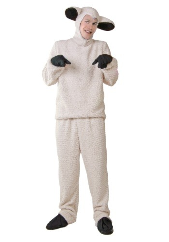 Adult Sheep Costume