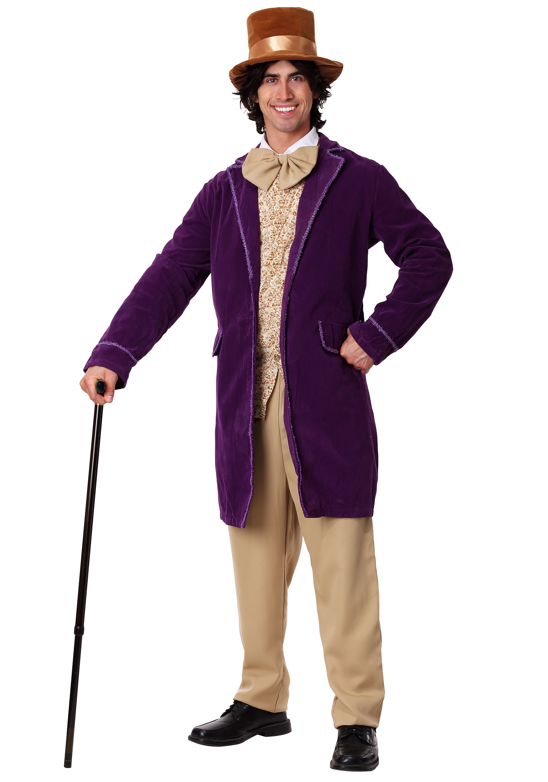 deluxe candy man costume - Classic Mens Halloween Costumes
