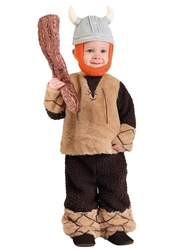 Infant Boy Adorable Viking Costume