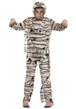 Kids Monstrous Mummy Costume new