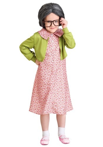 Toddlers Grammy Gertie Costume