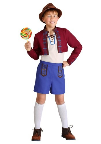 Boy's Hansel Costume