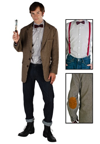 Adult Doctor Professor Costume