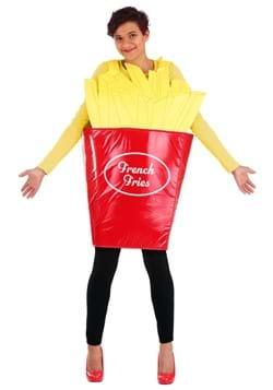 Adult Fast Food Fries Costume
