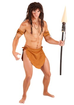 Men's Jungle Man Costume