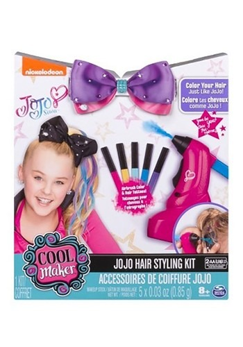 Cool Maker Jojo Siwa Airbrush Hair update1