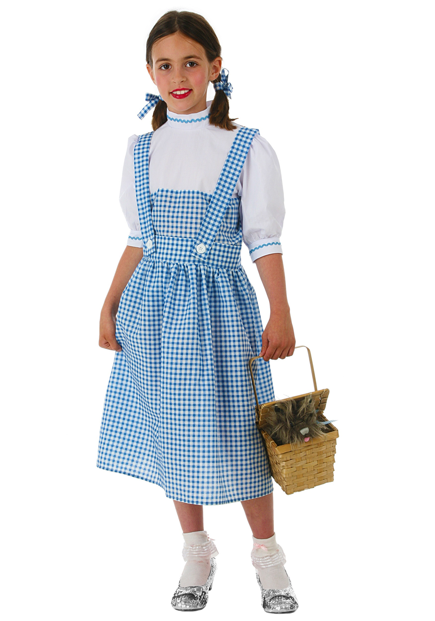 Child Dorothy Dress Costume  sc 1 st  Halloween Costumes : funny wizard of oz costumes  - Germanpascual.Com