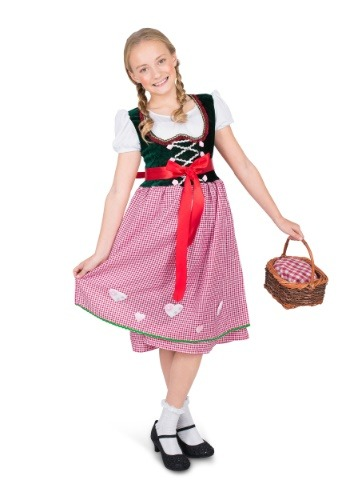 Child's German Girl Costume