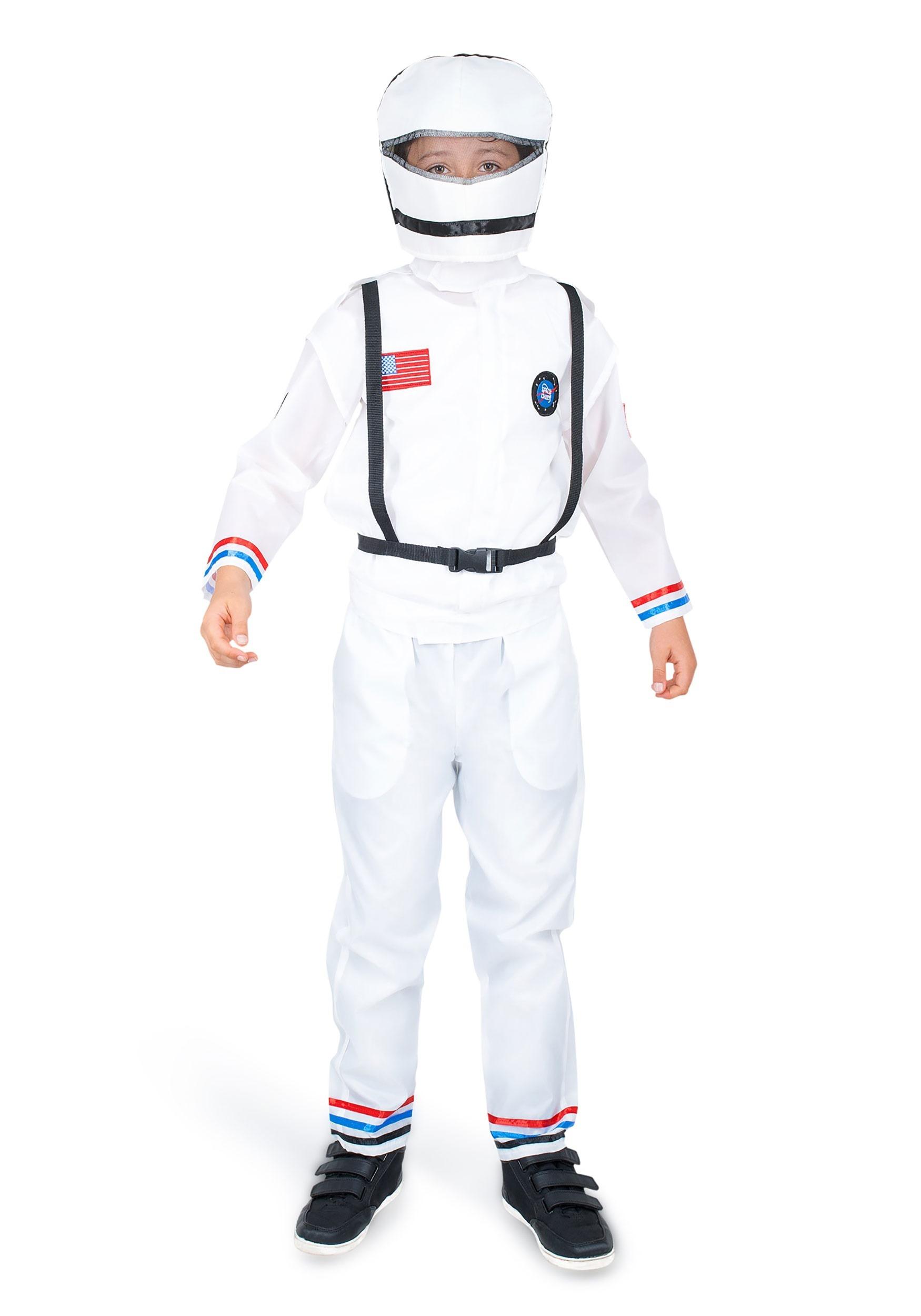 373cb701daa4 Space Astronaut Costume for a Boy