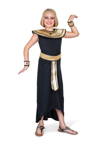 Girl's Egyptian Costume