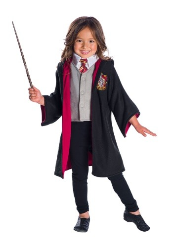 Click Here to buy Harry Potter Toddler Uniform Costume from HalloweenCostumes, CDN Funds