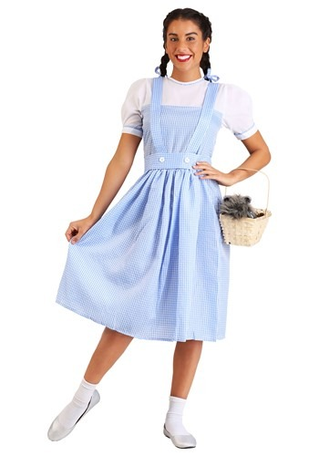 Adult Kansas Girl Costume Dress update1