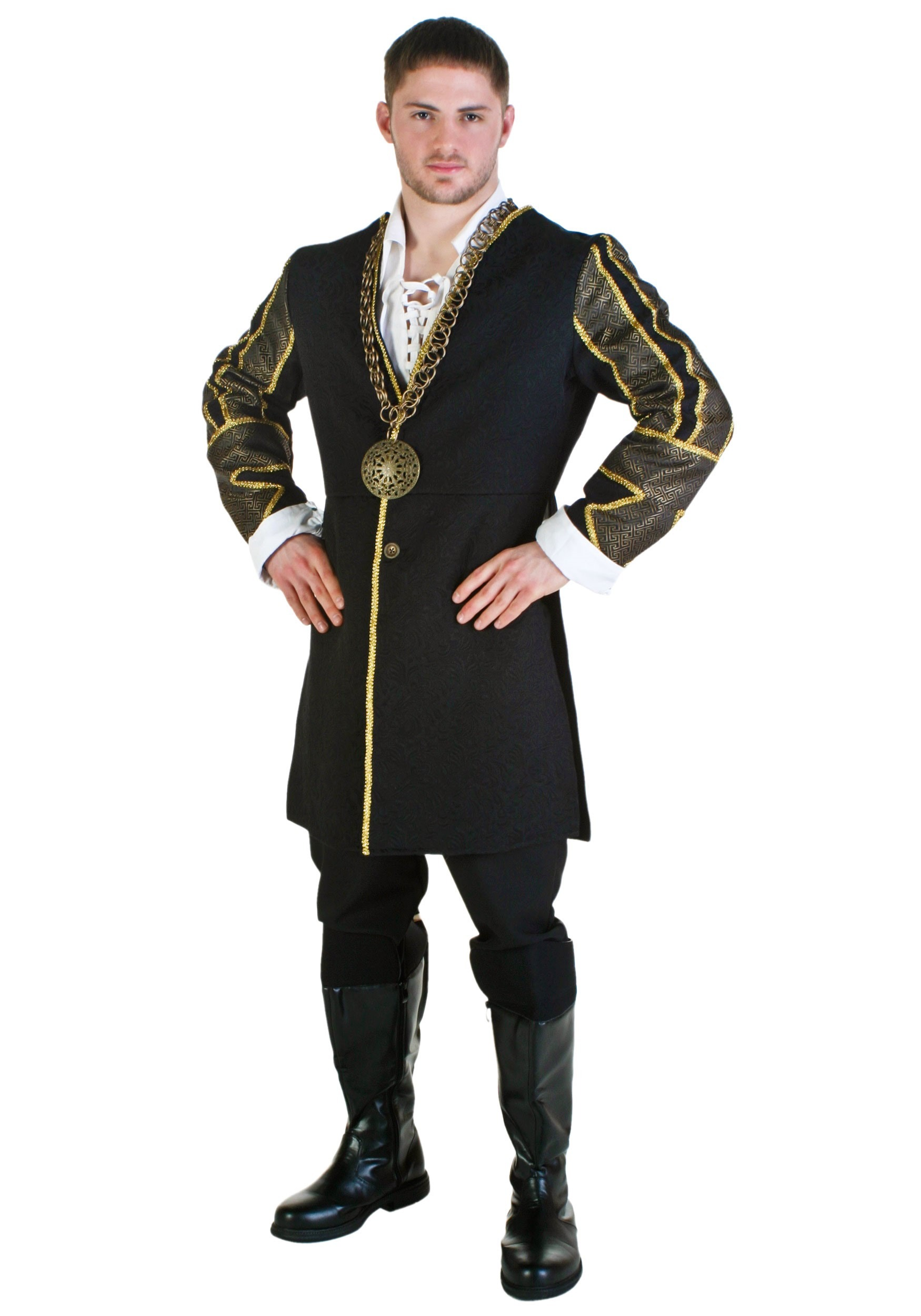 King and Queen Costumes - Royal King Halloween Costume