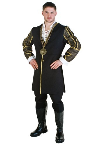 King Henry VIII Costume cc