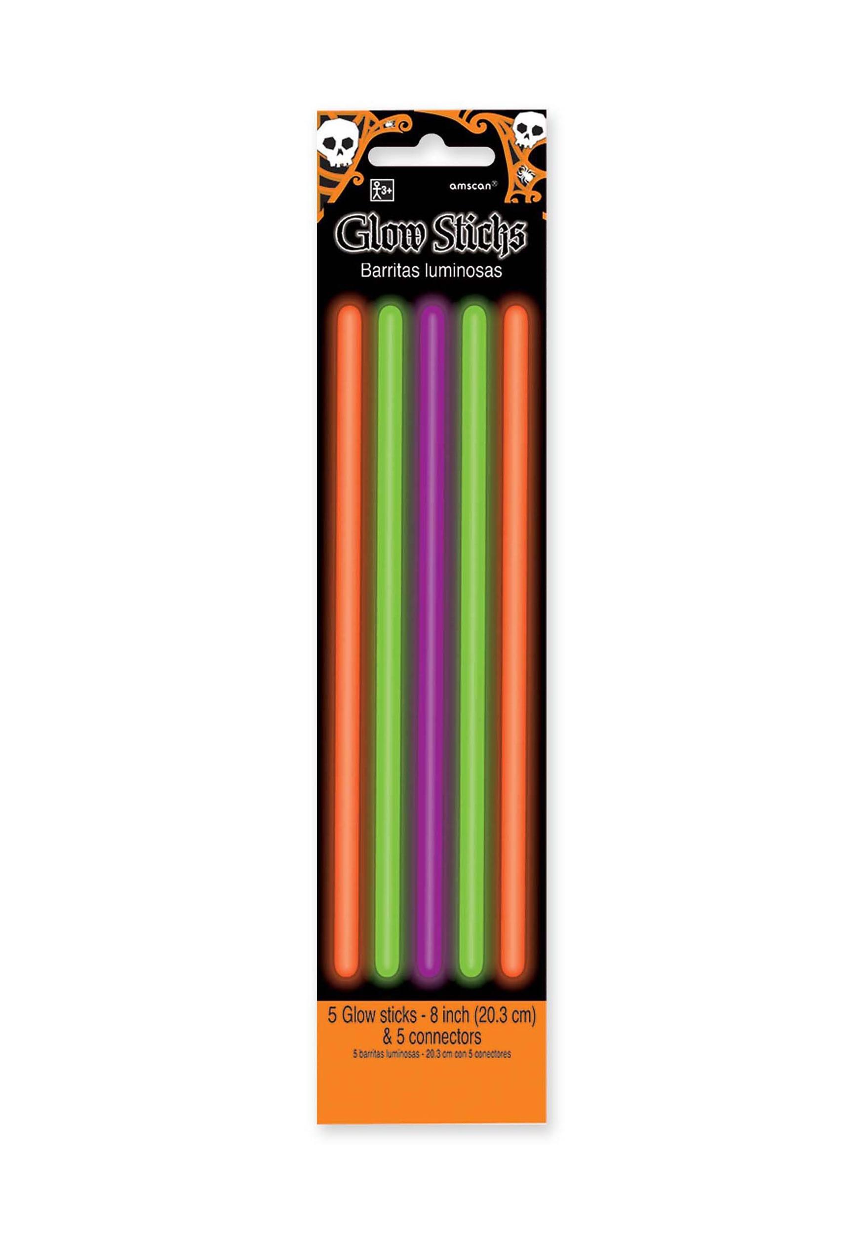 8_Inch_Glow_Sticks_5_per_pack
