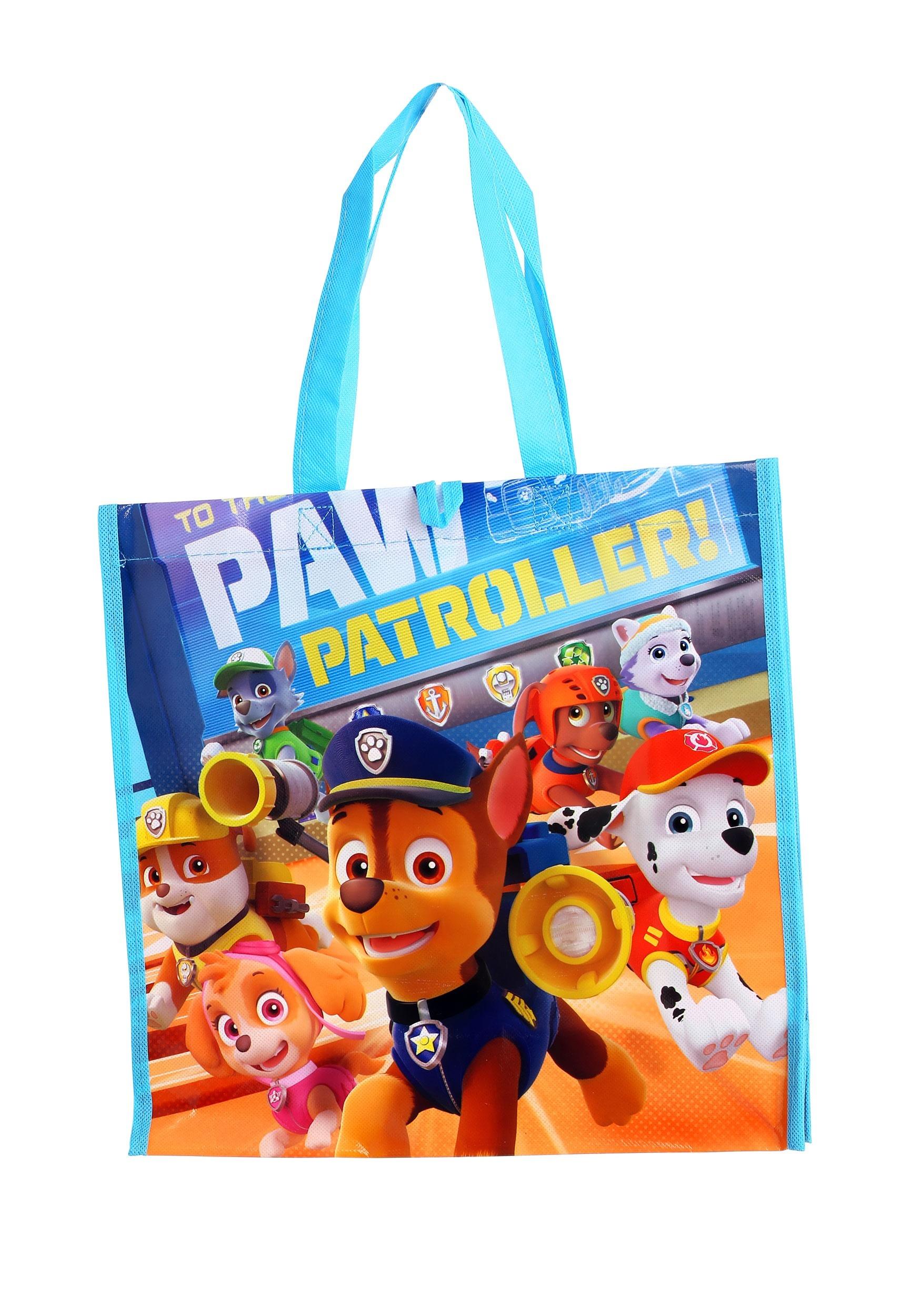 Reusable_Paw_Patrol_Treat_Bag_Tote
