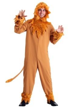 Cowardly Lion Mens Costume