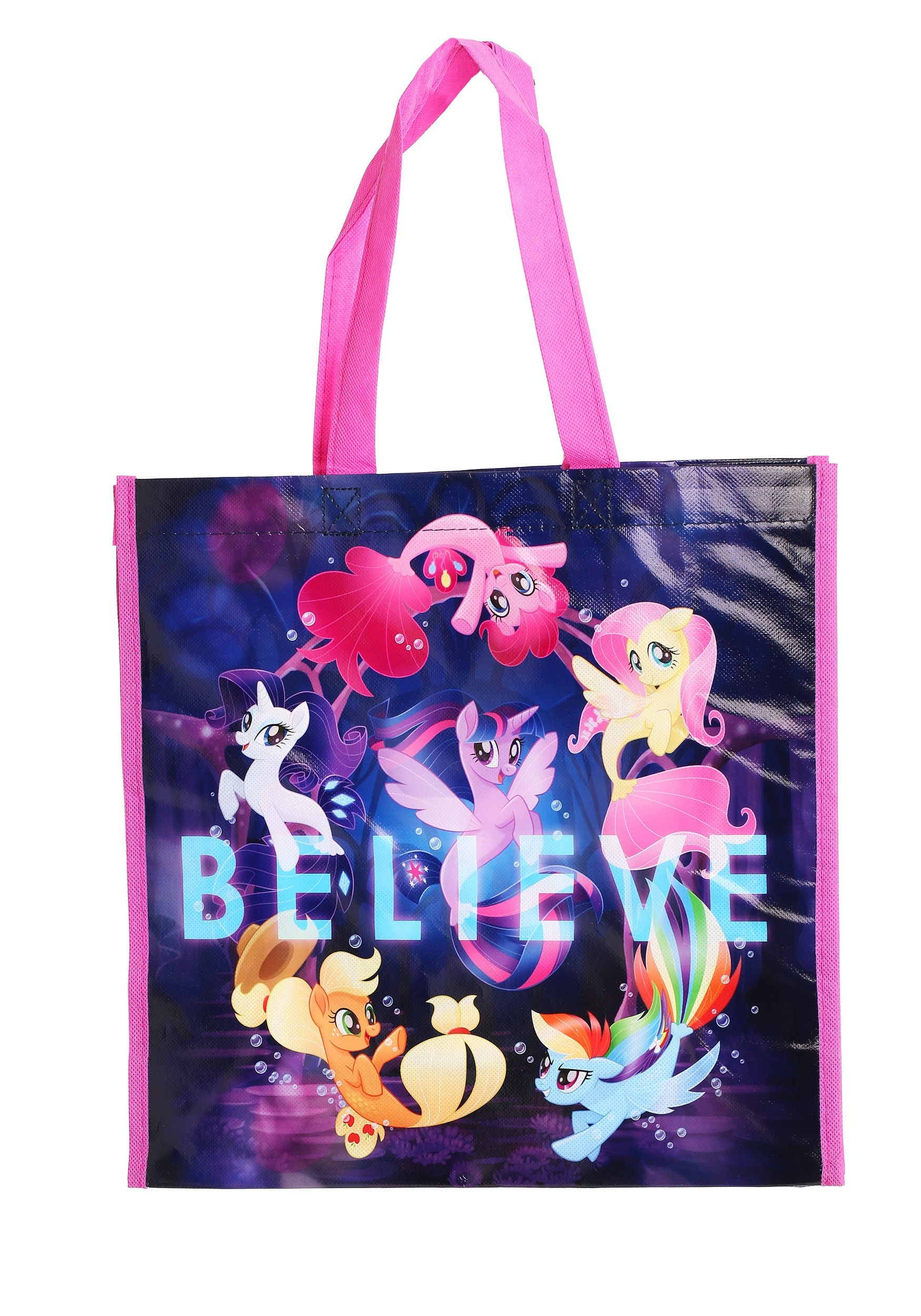 Reusable My Little Pony Treat Bag Tote