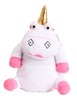 Despicable Me Fluffy Unicorn Plush Backpack