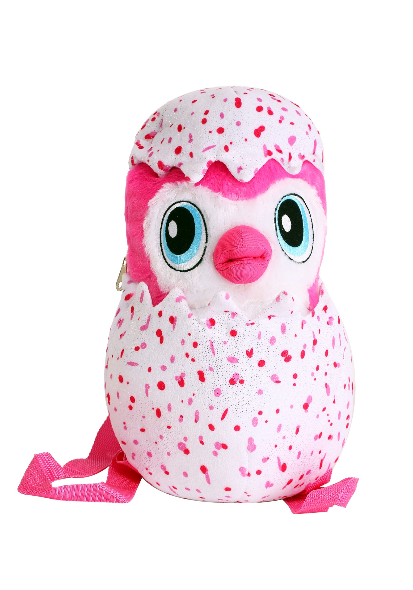 Kid's Hatchimals Plush Backpack