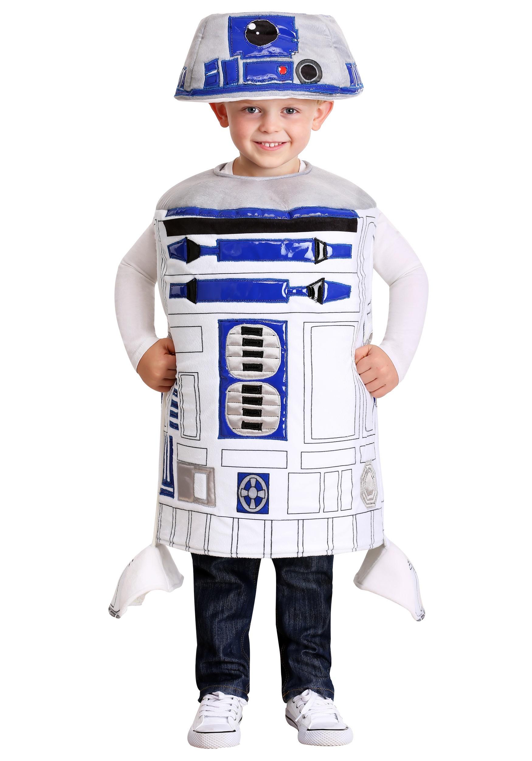 Toddler Star Wars R2-D2 Costume