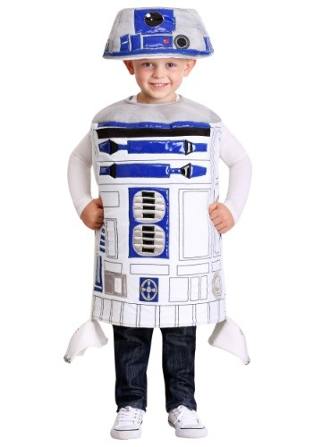 Star Wars R2-D2 Toddler Boys Costume