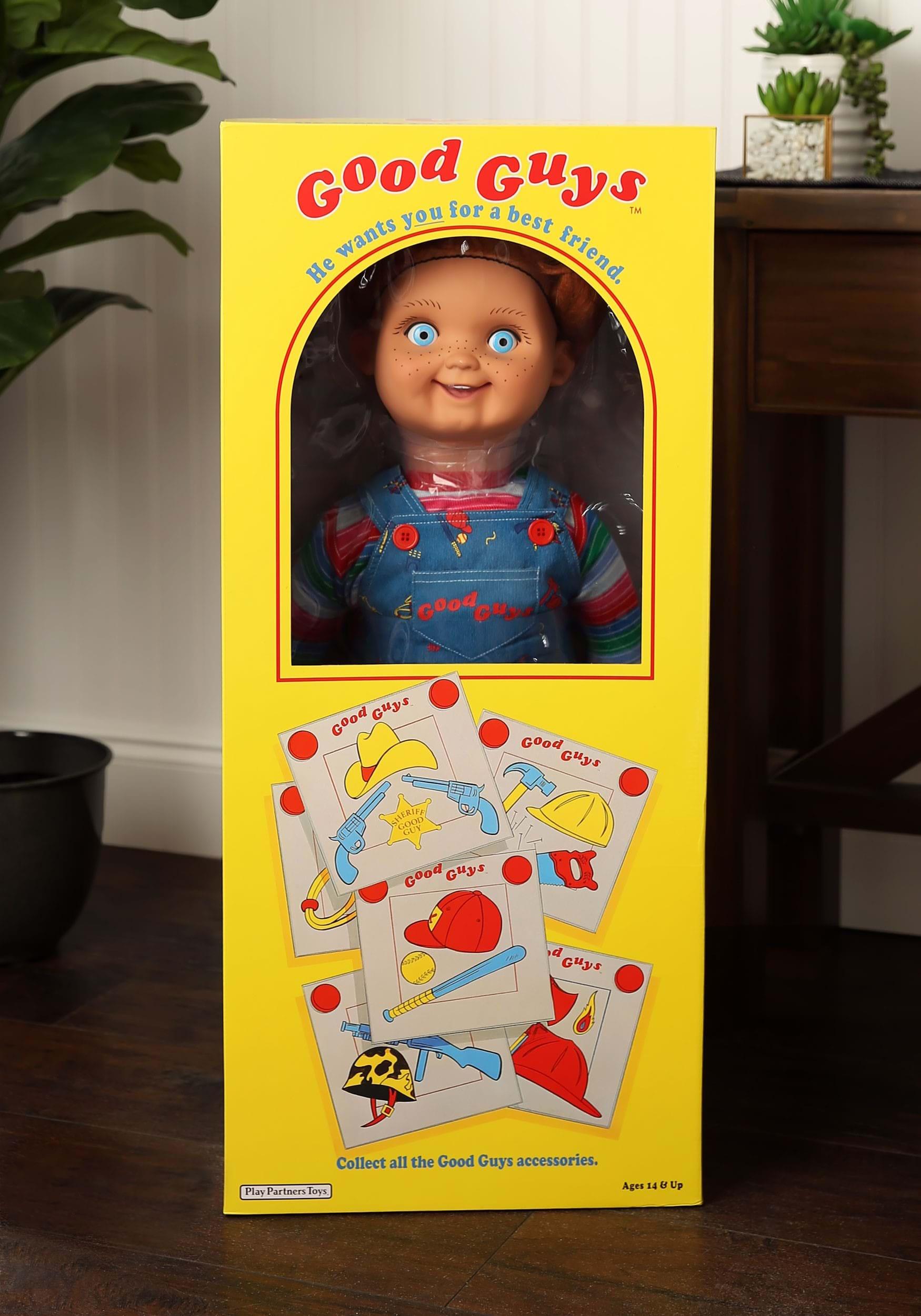 Play 2 Good Guys Chucky Doll For A Child