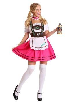 Women's Plus Olga Oktoberfest Costume cc
