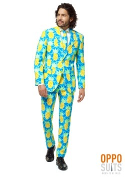 Men's Opposuits Shineapple Summer Suit1