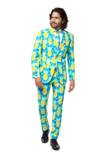 Mens Opposuits Shineapple Suit