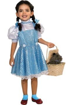 Toddler Sequin Dorothy Costume