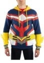 My Hero Academia All Might Character Hoodie Alt 2