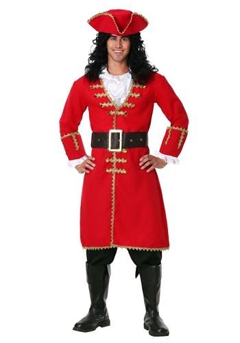 Plus Size Captain Blackheart Costume