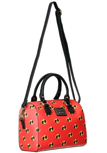 Click Here to buy Loungefly Incredibles Satchel Crossbody Purse from HalloweenCostumes, CDN Funds
