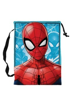 Spiderman Pillow Case Treat Bag