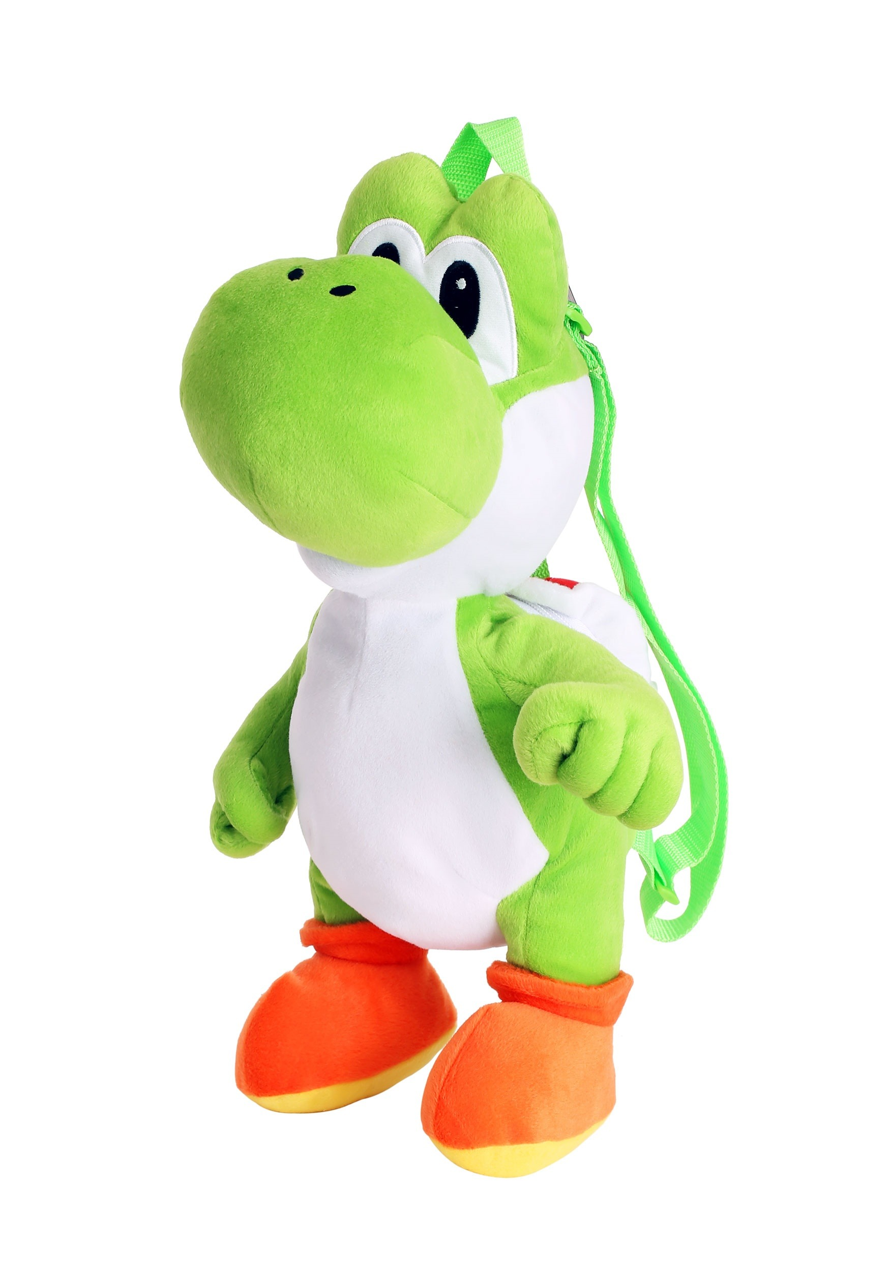 Nintendo Super Mario Yoshi Plush Backpack