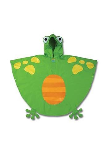 Frog Rain Poncho
