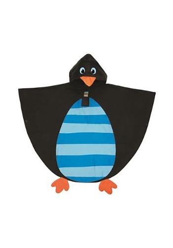 Stephen Joseph Penguin Rain Poncho