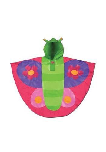 Stephen Joseph Butterfly Rain Poncho