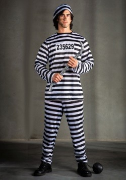 Plus Size Men's Prisoner Costume-update3