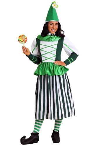 Plus Size Deluxe Munchkin Woman Costume update